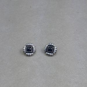 earrings james avery sterling  silver  925
